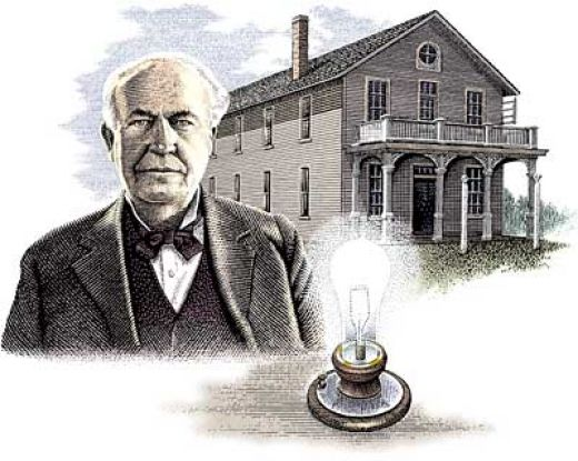 How many times did thomas edison fail at making The lightbulb