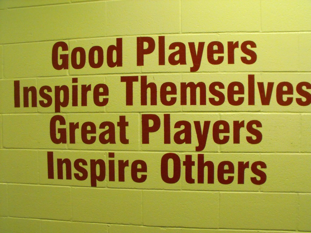 Motivational Quote: Athletic Legacy