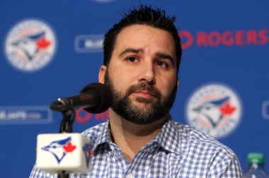 MLB Executive of the Year leaves the Toronto Blue Jays