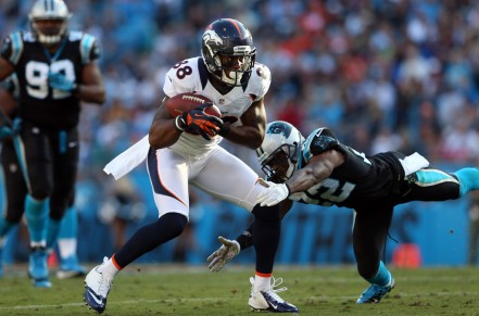 Denver Broncos vs Carolina+Panthers