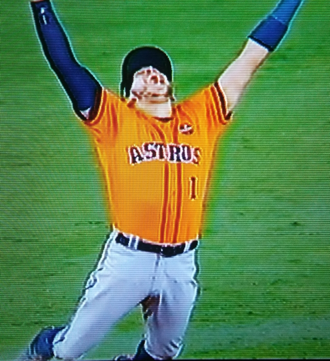 Houston Astros winning 2017 World Series-1